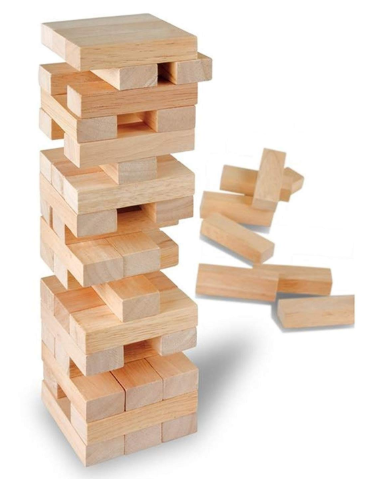 Photo of Pile of Blocks