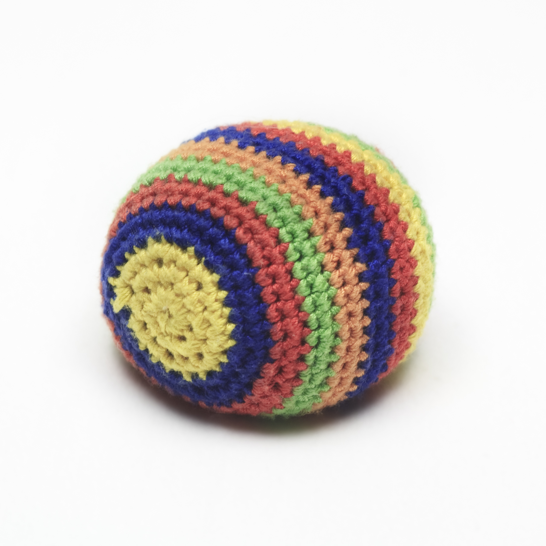 Photo of a hacky sack