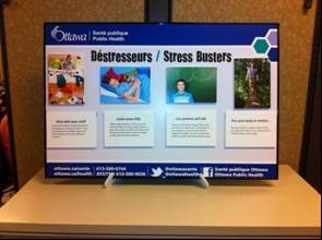 Photo of Stress Buster Display