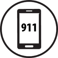 Call 9-1-1 if not responsive