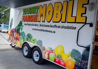 Image of the Market Mobile truck