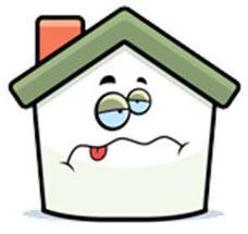 Sick house